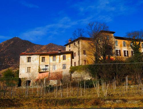 """Il """"castello"""" di Camerletto"""