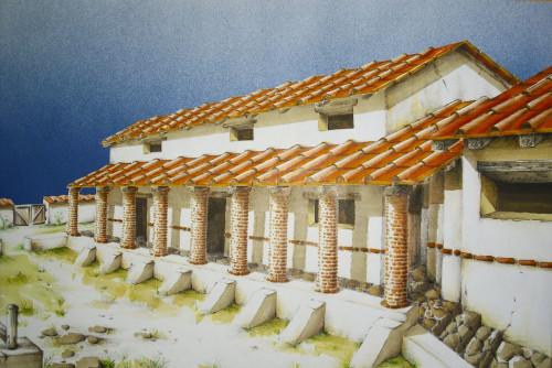 villa romana - dis ric-Vicinea