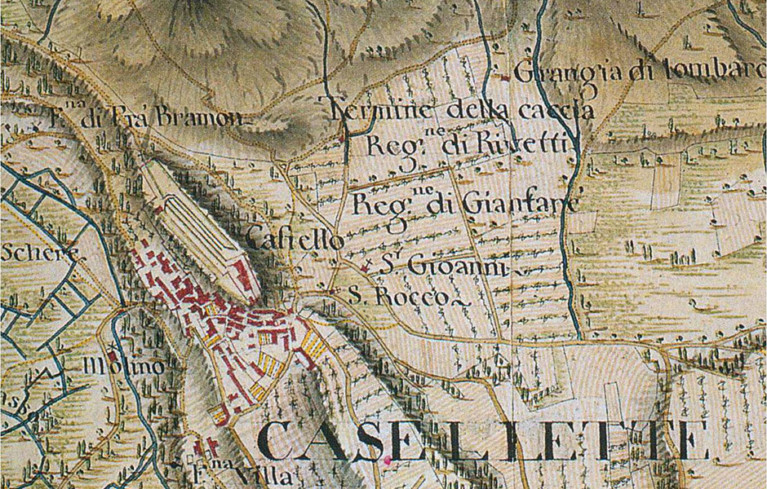 Caselette - Carta in misura