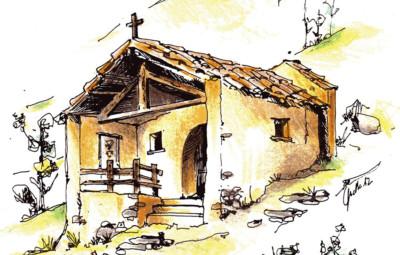 sant'Abaco - cappella originaria